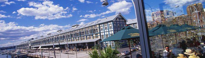 Canva - Lunch at Woolloomooloo Bay Hotel